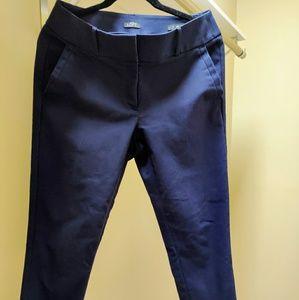 Blue Loft Skinny Julie pants size 6